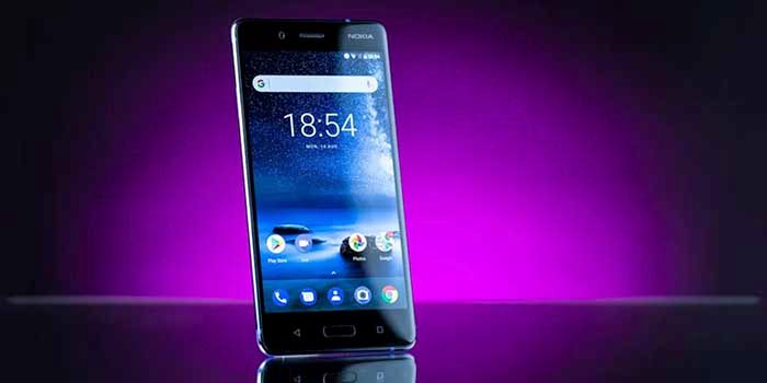 Nokia 8 oficial