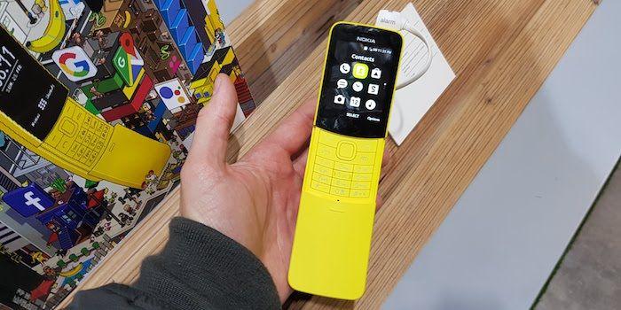 Nokia 8110 que se puede hacer con el