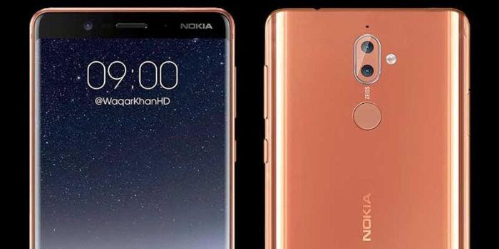 Render del Nokia 9
