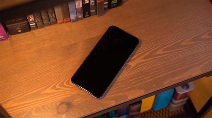 Nokia N95 pantalla