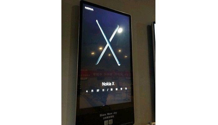 Nokia X estreno el 27 de abril