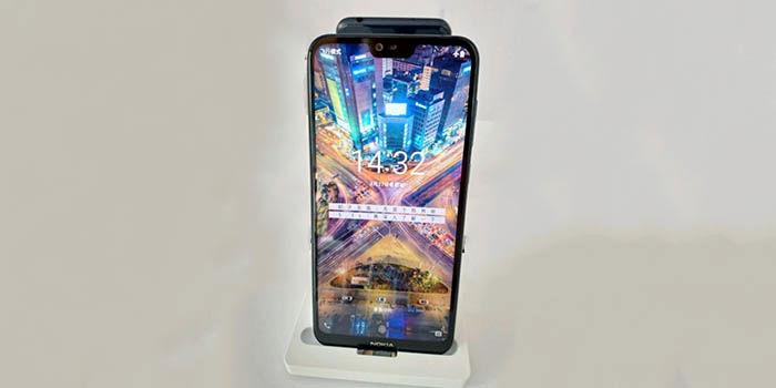 Nokia X filtrado con notch