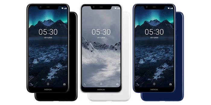 Características del Nokia X5