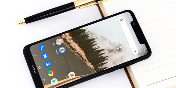 Nokia X5 de oferta