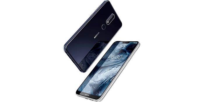 Nokia X6 caracteristicas