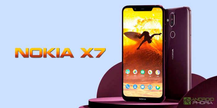 Nokia X7 caracteristicas precio