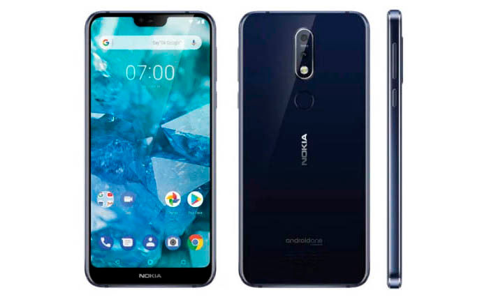 Nokia X7 caracteristicas
