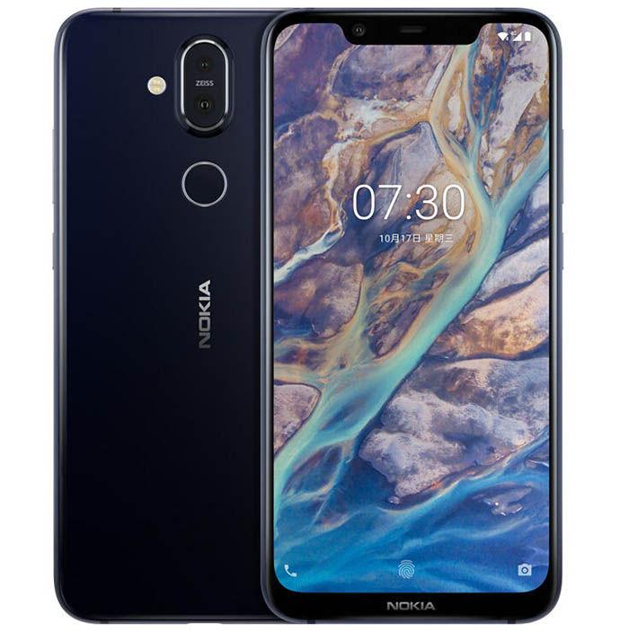 Nokia X7 especificaciones
