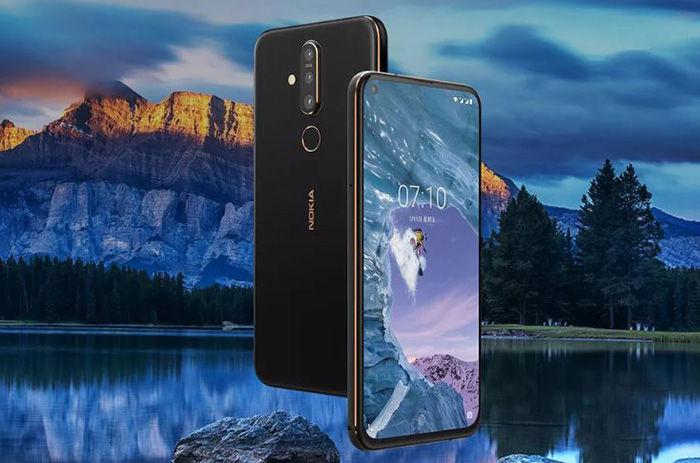 Nokia X71 caracteristicas