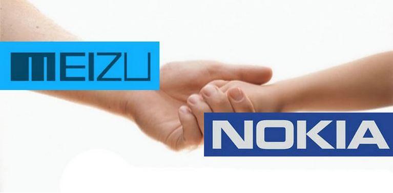Nokia alianza Meizu
