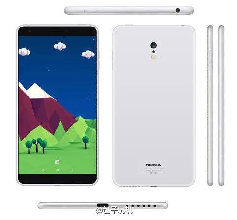 Nokia c1 diseño filtrado1