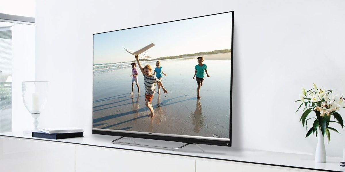 Nokia presenta una Smart TV con Android TV, 4K y 43 pulgadas