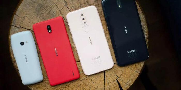 Nokia presentación Nokia 4.2 3.2 1 Plus 210