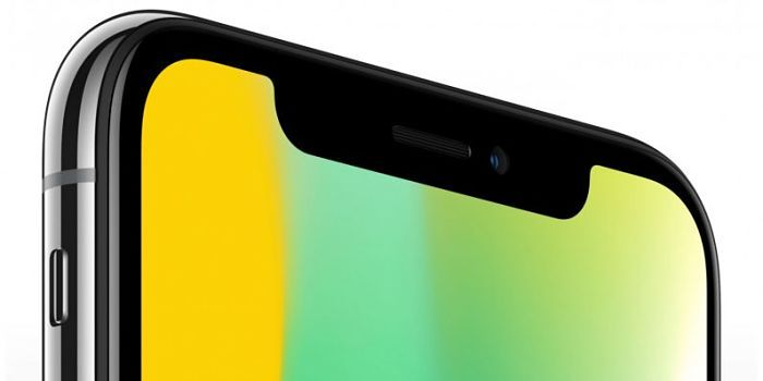 Notch del iPhone X