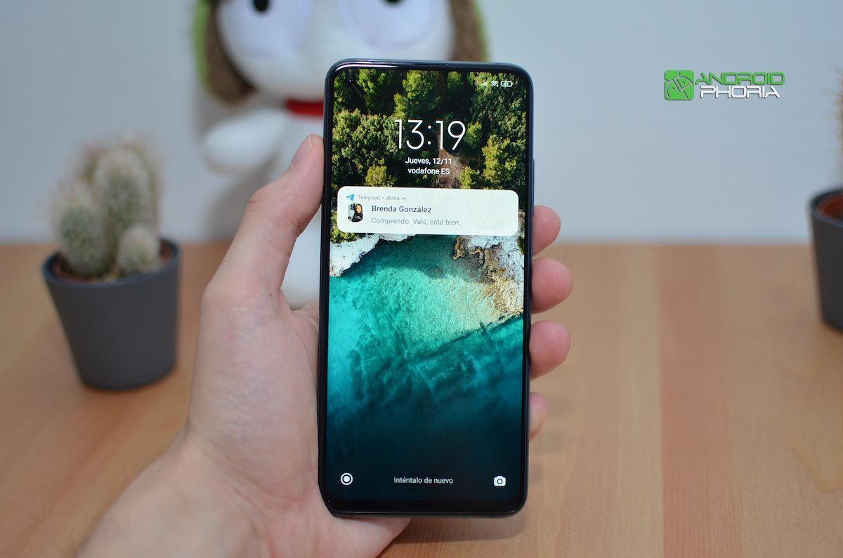 Notificaciones Xiaomi Mi 10T Pro