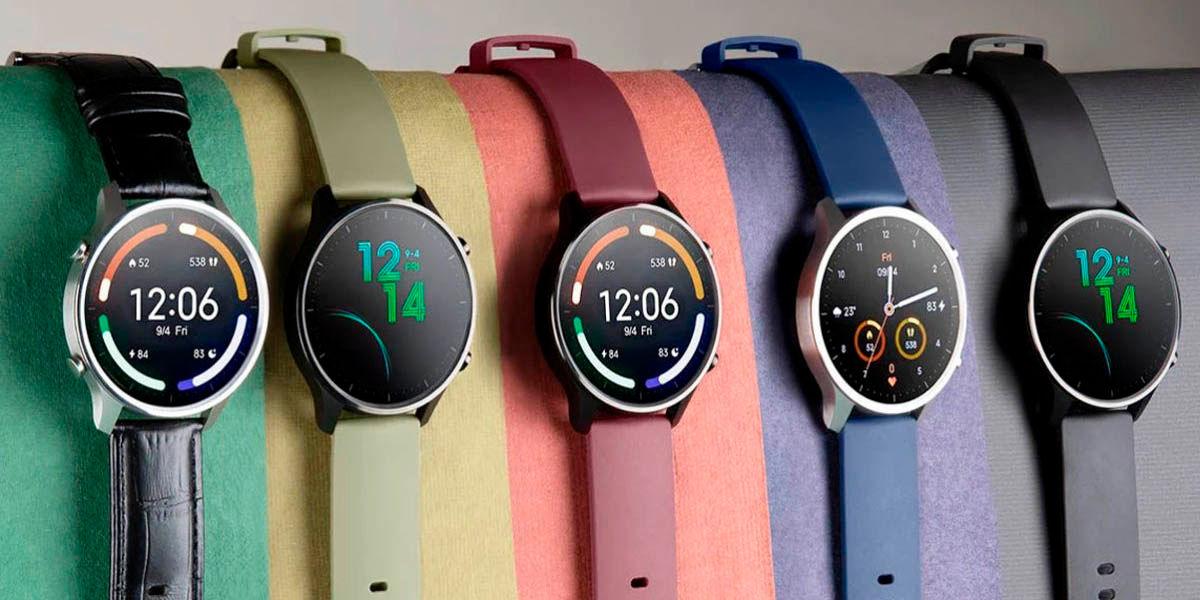 Notificaciones Xiaomi Mi Watch