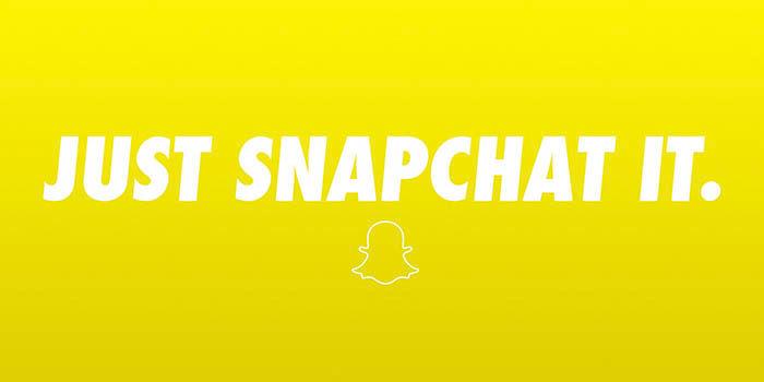 Novedades Snapchat