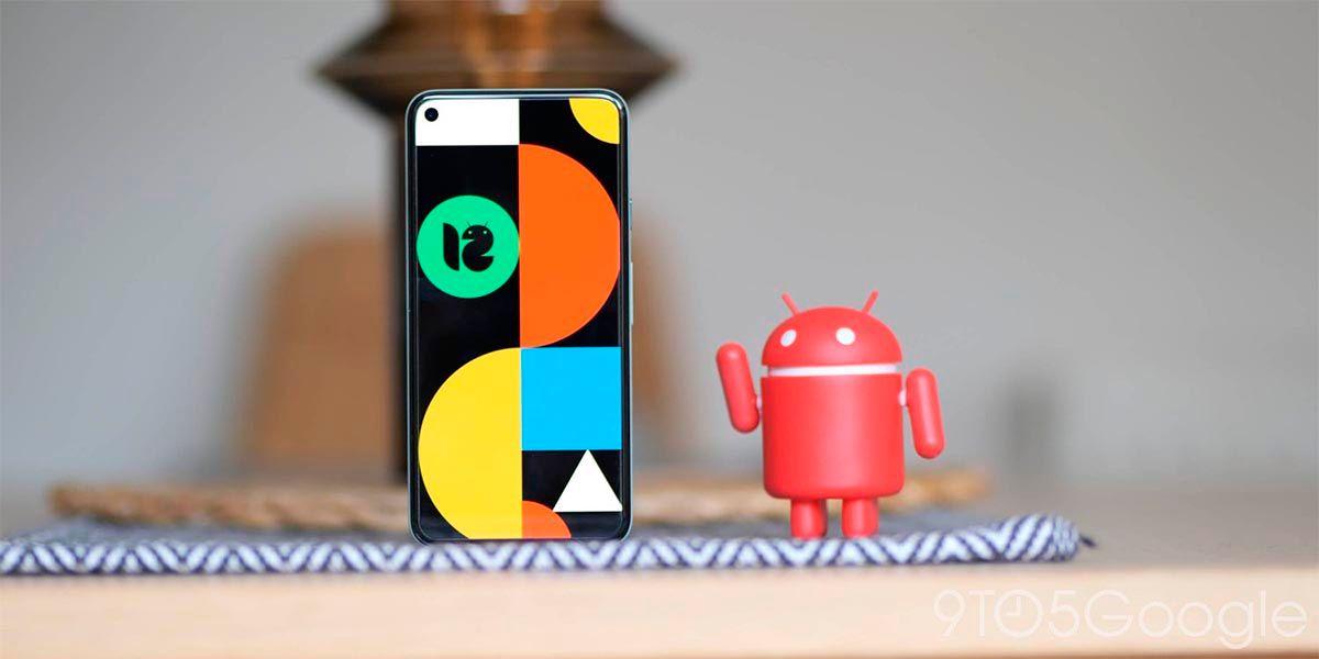 Novedades beta 4 Android 12