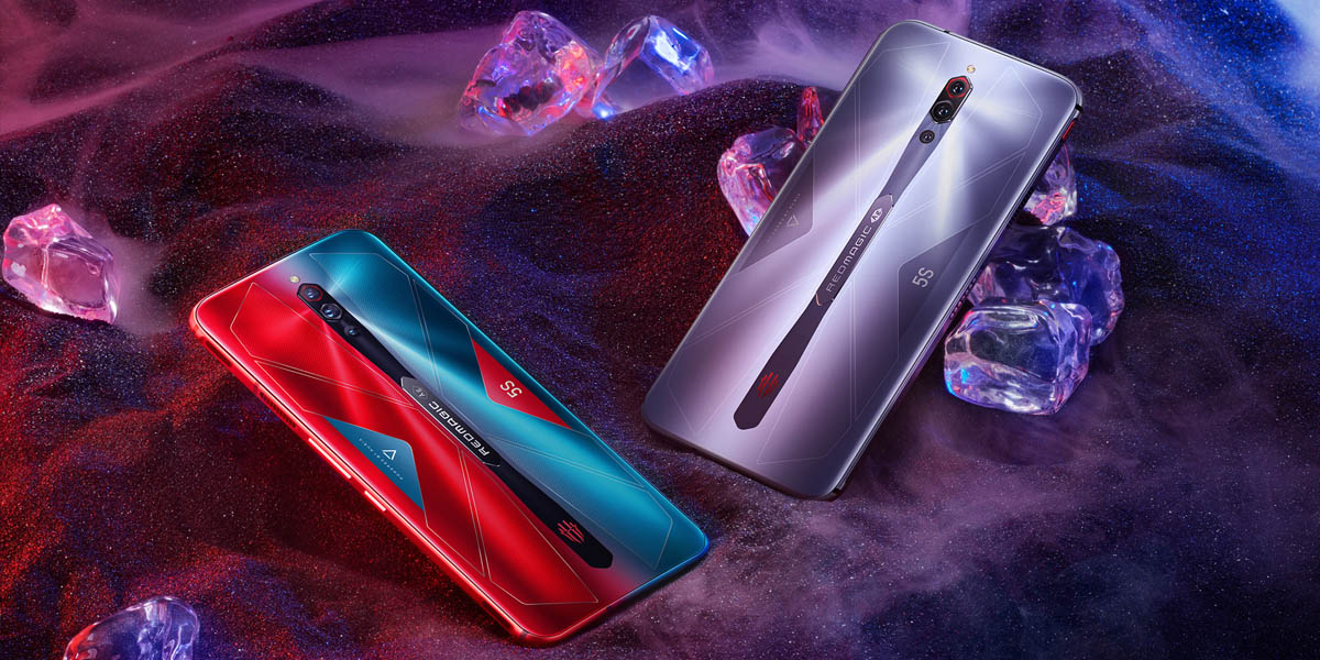 Nubia Red Magic 5S especificaciones