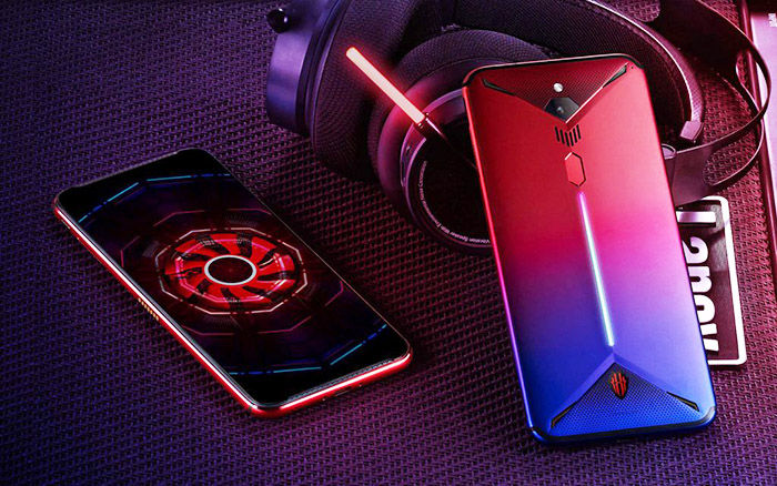 Nubia red magic 3 hardware