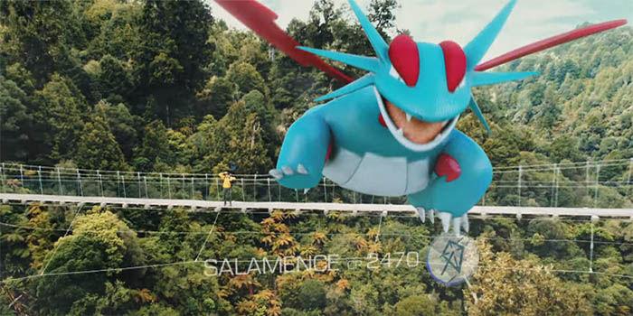 Nueva actualizacion de pokemon go tiene cambios en el clima y 50 nuevas criaturas