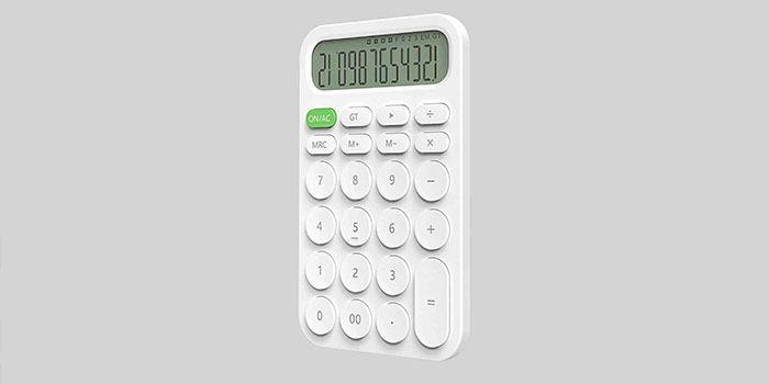 Nueva calculadora Xiaomi