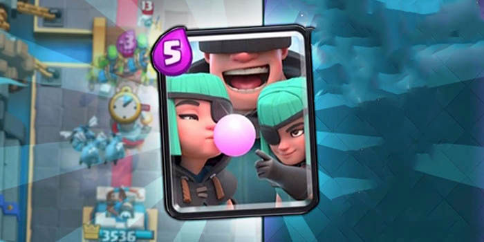 Nueva carta pillos Clash Royale