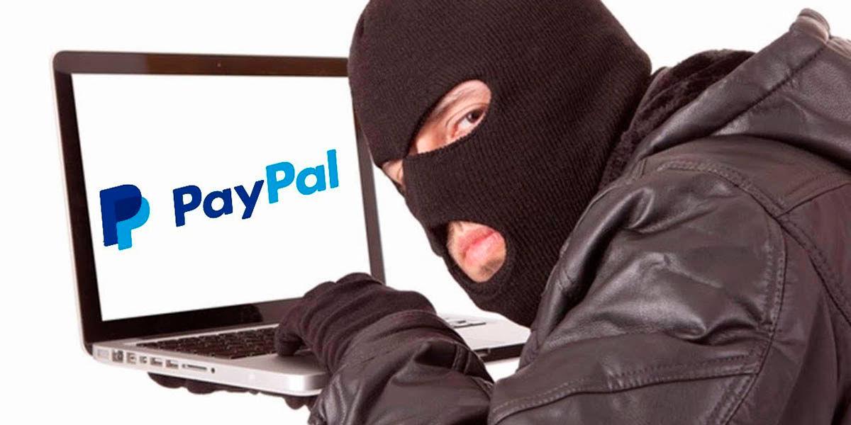 Nueva estafa PayPal cuenta limitada