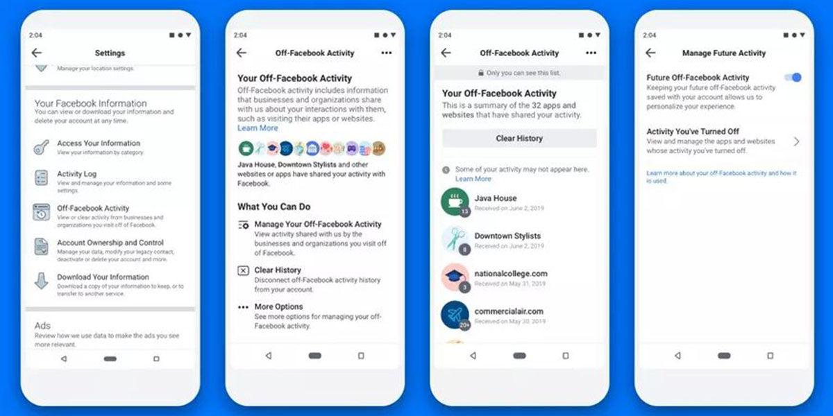Nueva herramienta Facebook