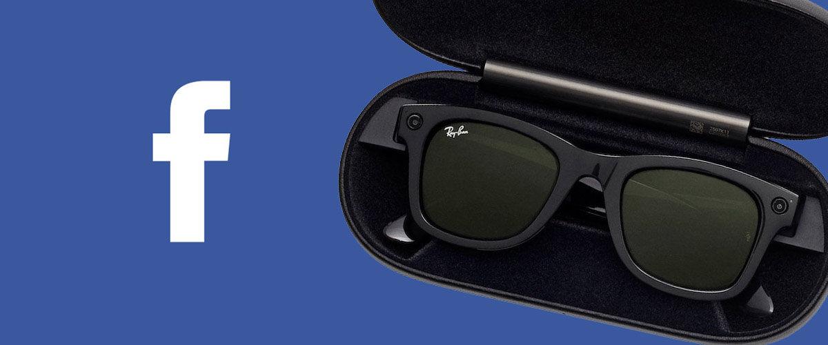 Nueva información filtrada sobre las gafas inteligentes de Mark Zuckerberg Facebook Ray-Ban Stories