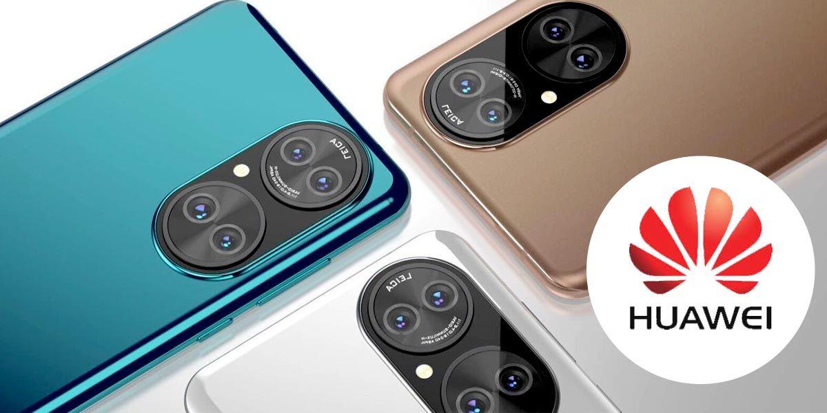 Nueva información leakeada sobre el Huawei P50, el P50 Pro y el P50 Pro+