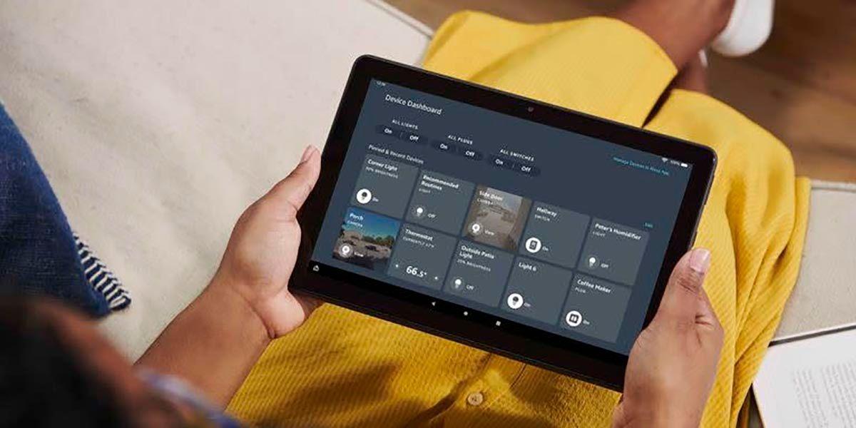 Nueva tablet Amazon Fire HD 10