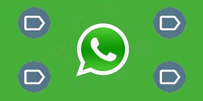 Nuevas etiquetas de WhatsApp