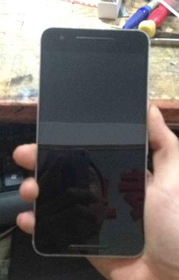 Nuevas imágenes del Huawei Nexus 6 2015 frontal