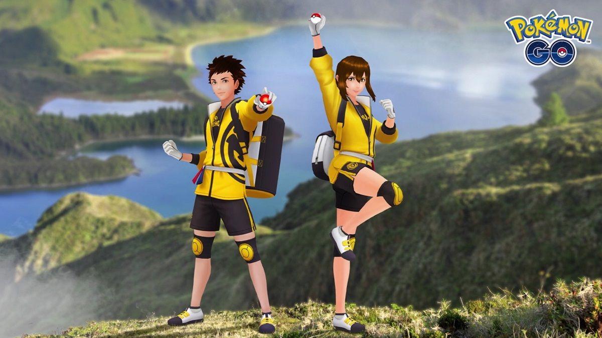 Nuevas indumentarias en Pokemon GO
