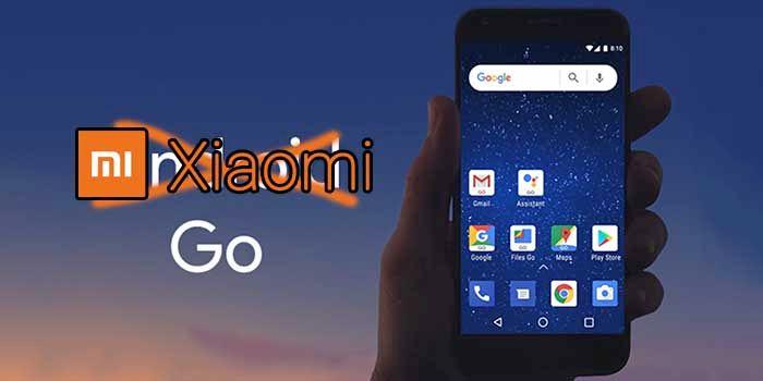 Nuevo Android Go Xiaomi