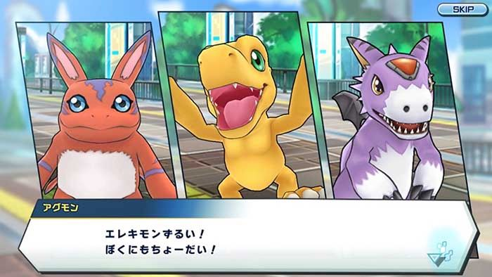 Nuevo Digimon ReaRise Android iOS