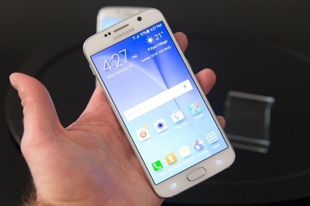 Nuevo Galaxy S6