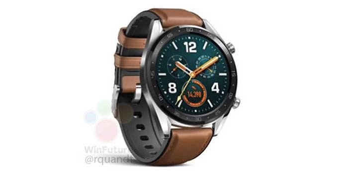 Nuevo Huawei Watch GT