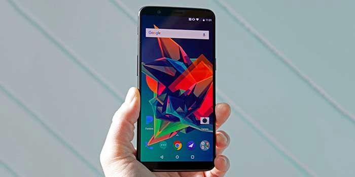 Nuevo OnePlus 2018