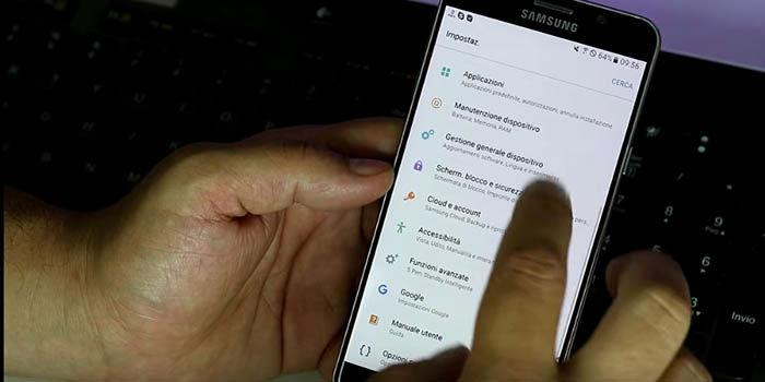 Nuevo TouchWiz Note 7