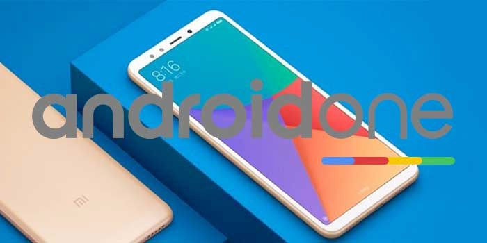 Nuevo Xiaomi R1 Android One