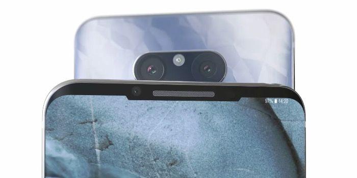 Nuevo concepto del LG G7