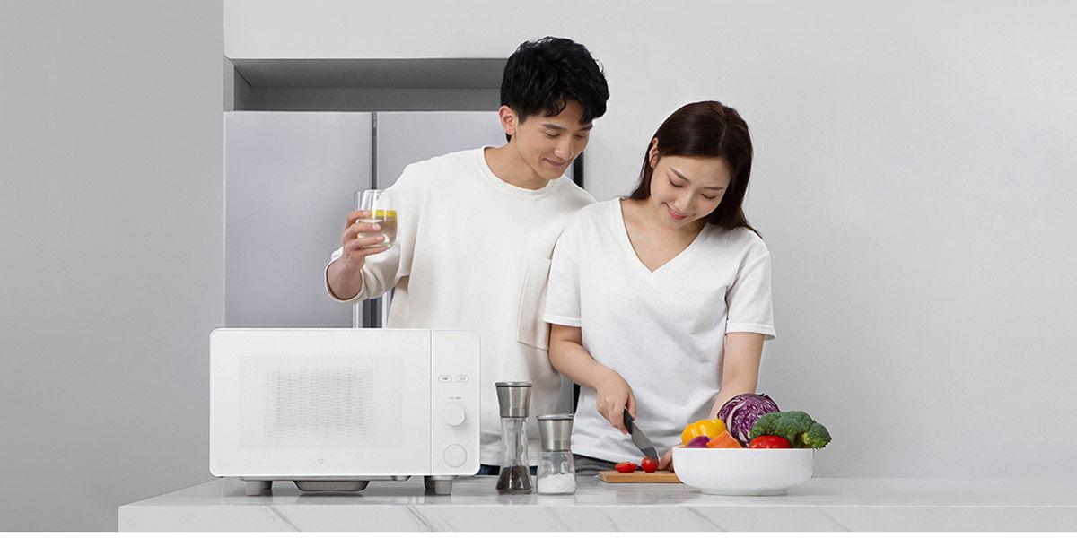 Nuevo microondas de Xiaomi Mijia