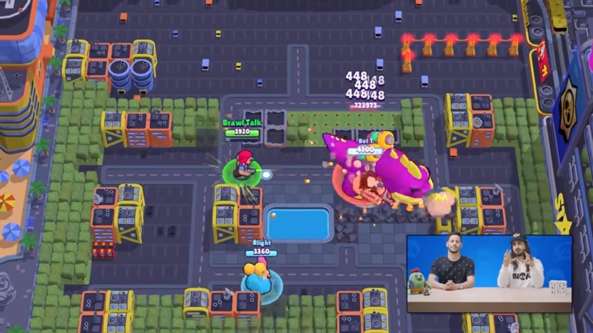 Nuevo modo de juegoDestruccion de la Super Ciudad