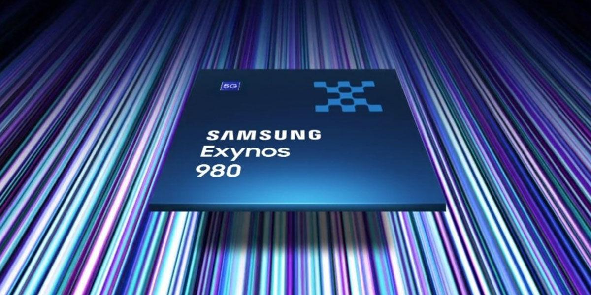 Nuevo procesador Samsung Exynos 980 con 5G integrado
