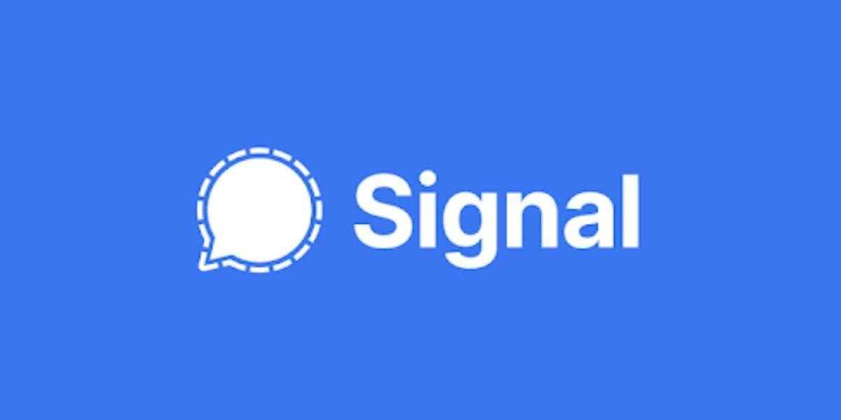 Signal la nueva app de mensajería segura