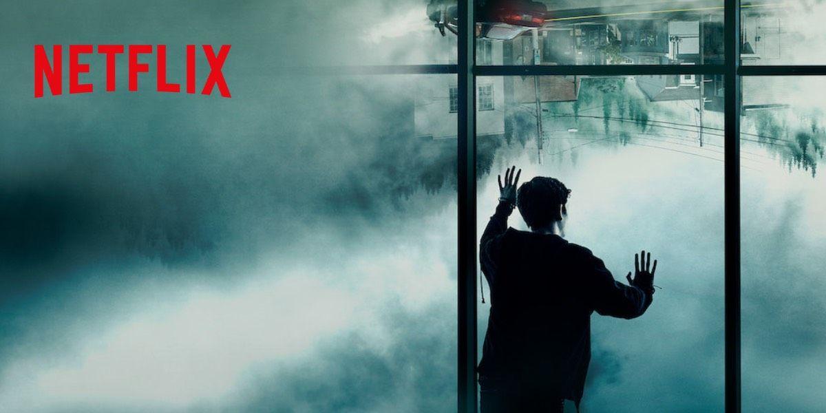La Niebla con logo de Netflix