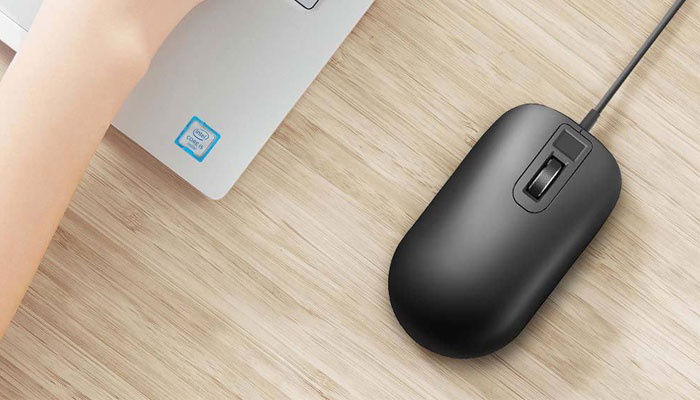 Nuevo raton de Xiaomi