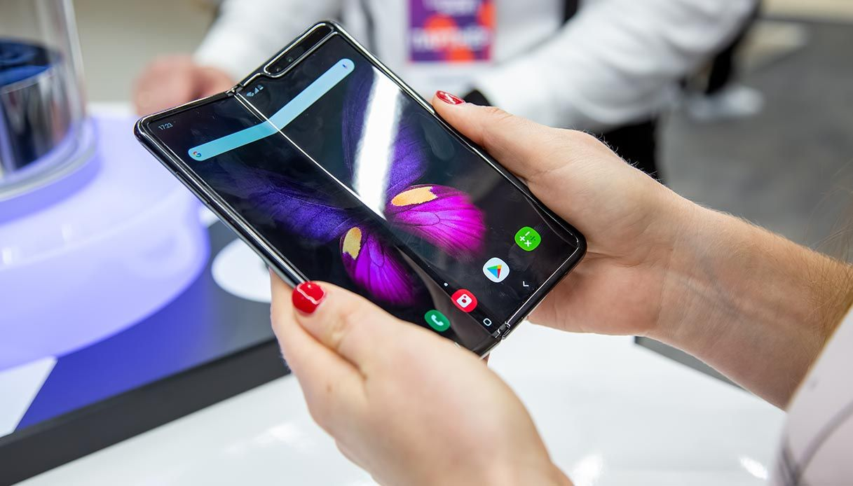 Nuevo sistema de rentind de móviles para traerte los últimos modelos de Samsung Galaxy Plegables